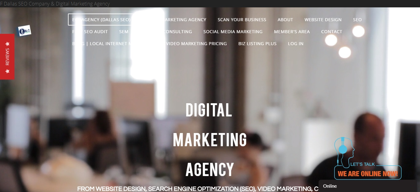 Dallas' Best Digital Marketers