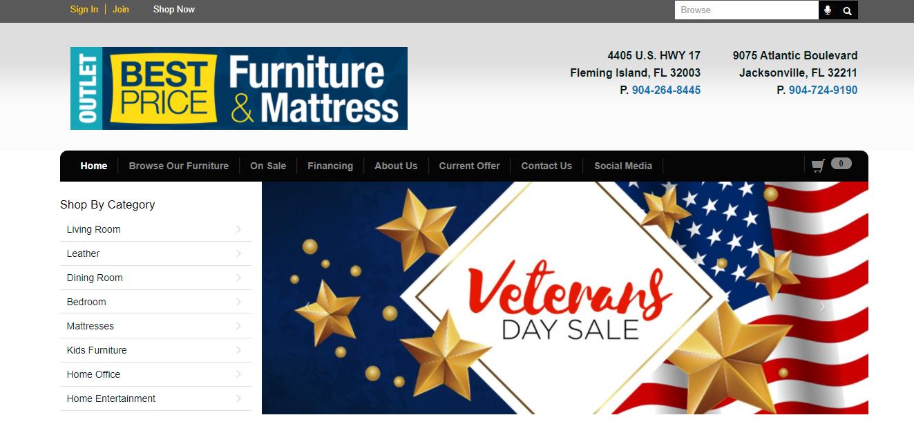 5 Best Furniture in Jacksonville 1