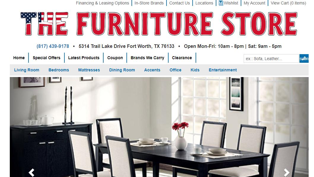5 Best Furniture in Fort Worth1