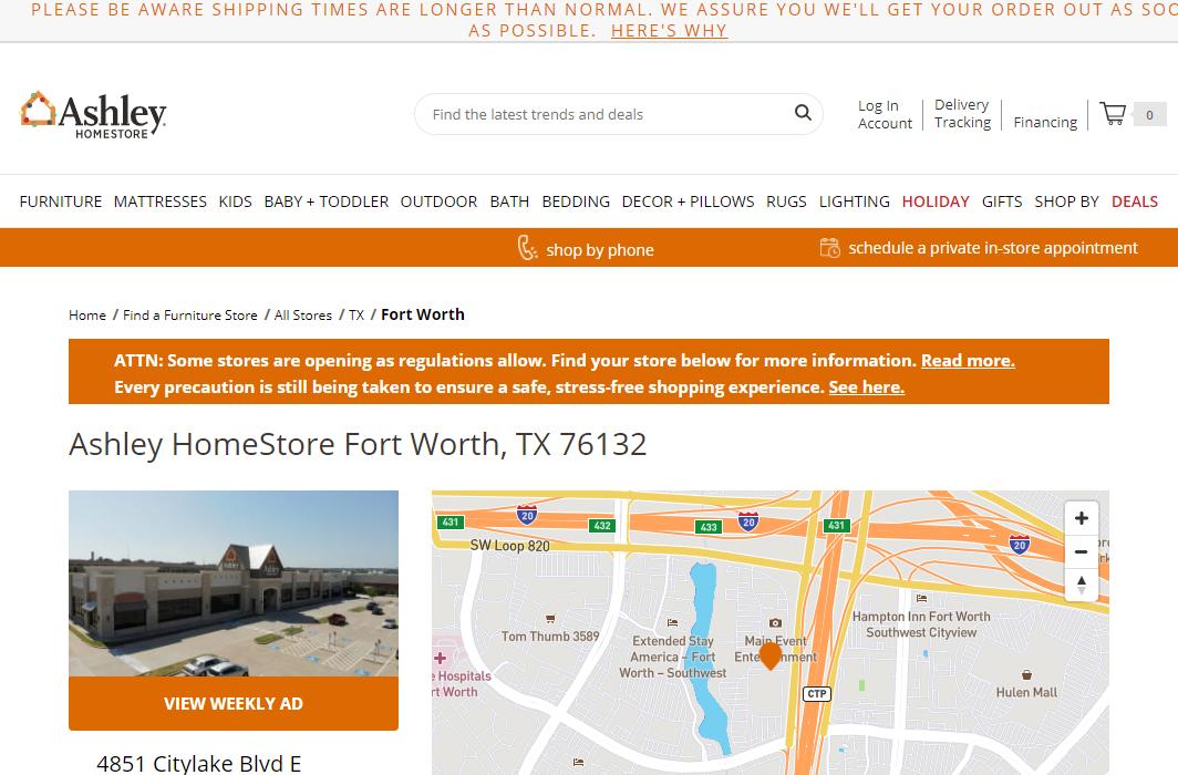 5 Best Furniture in Fort Worth3