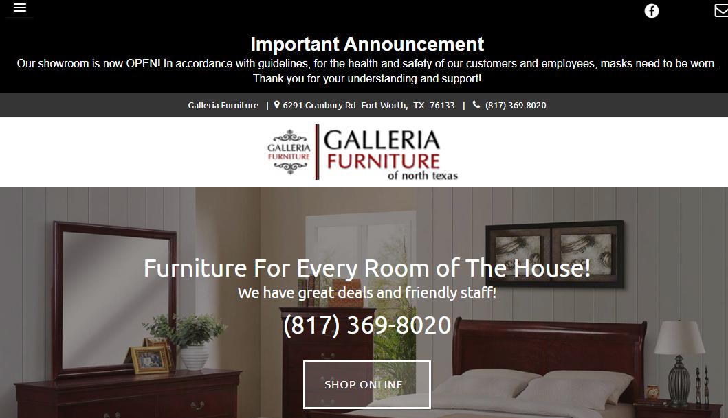 5 Best Furniture in Fort Worth4