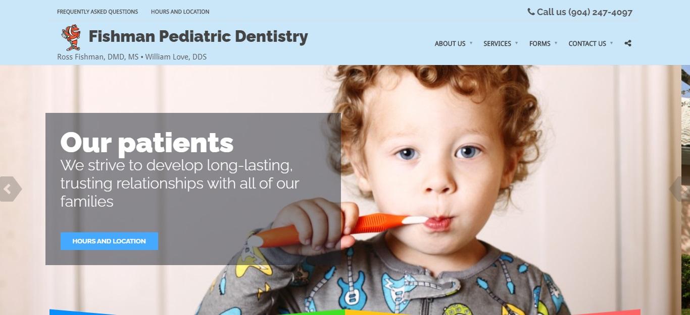 Jacksonville's Best Pediatric Dentists