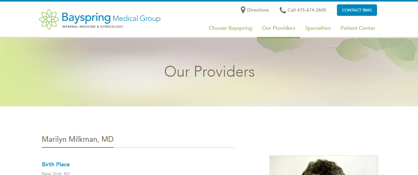 5 Best Gynecologists in San Francisco4