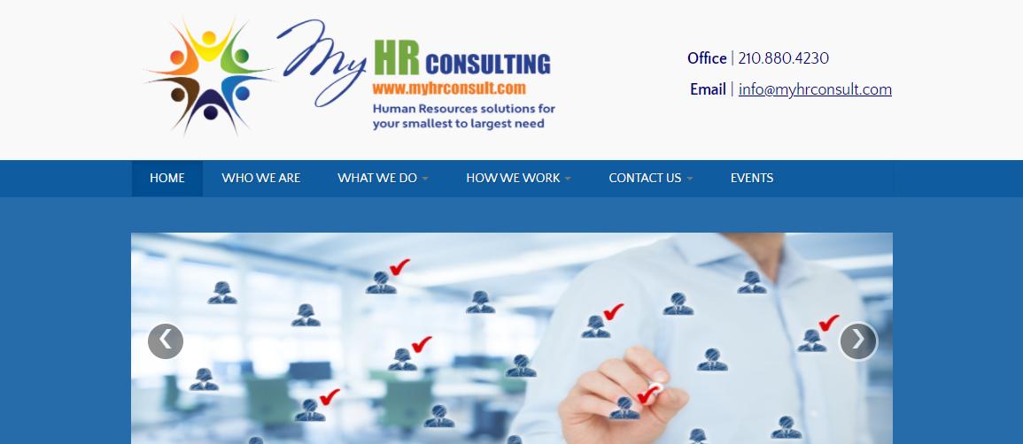 5 Best Human Resources Consultants in San Antonio 1