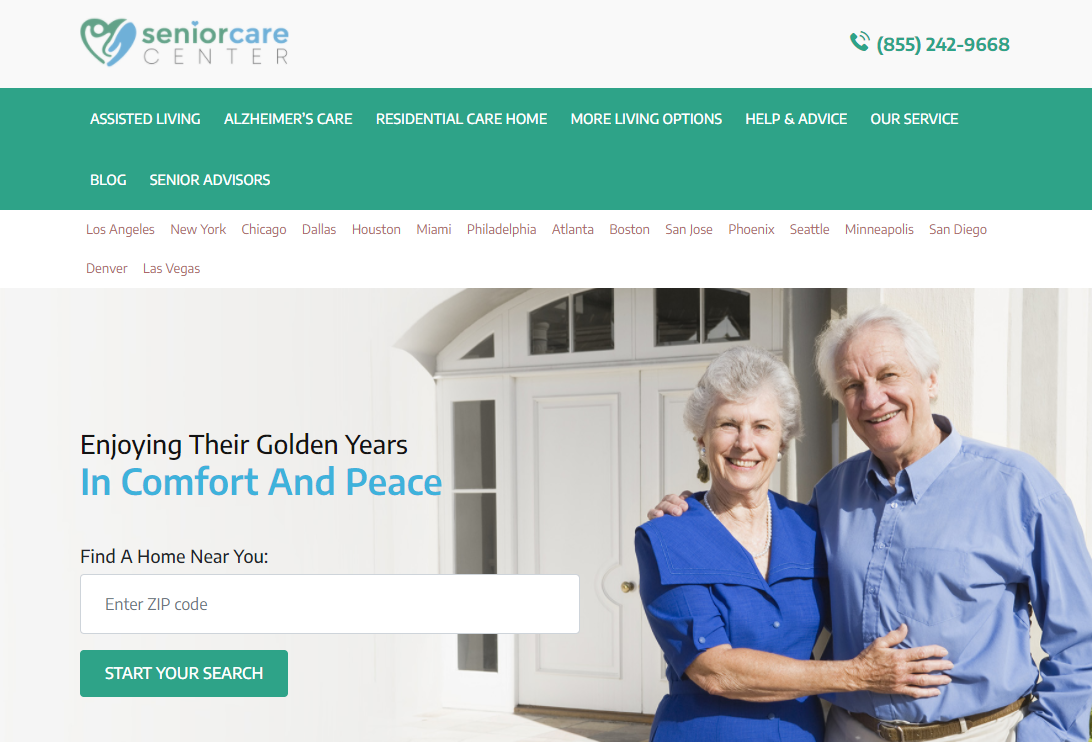 5 Best Aged Care Homes in San Diego 1
