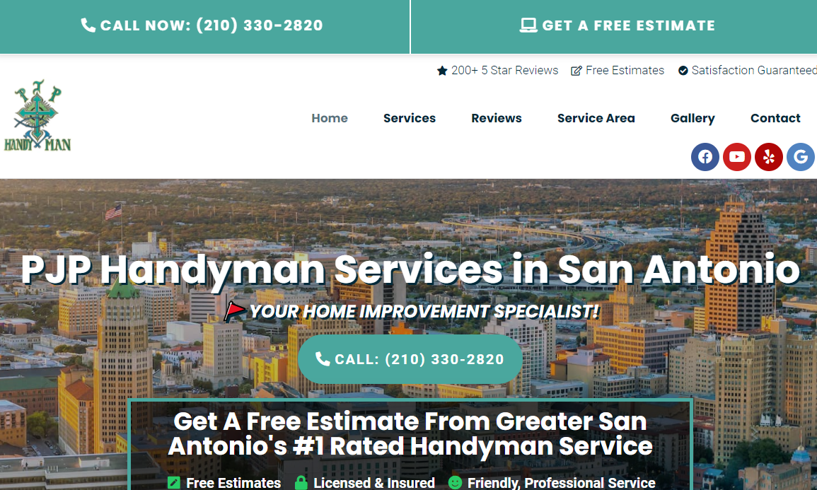 5 Best Handyman in San Antonio 2