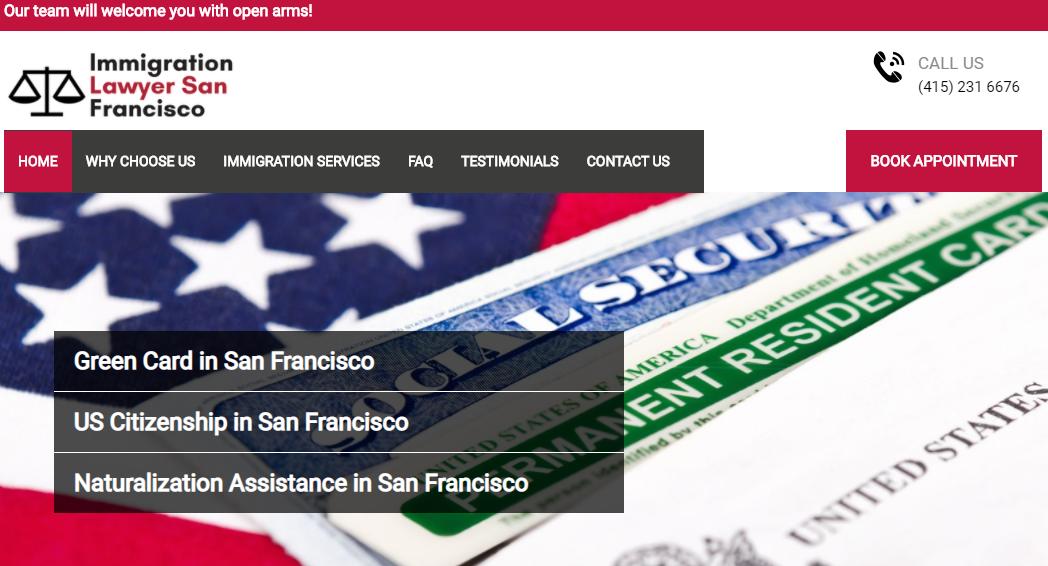 5 Best Immigration Attorneys in San Francisco2