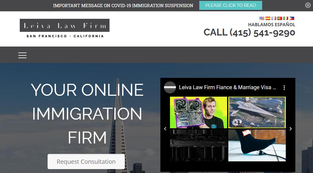 5 Best Immigration Attorneys in San Francisco3