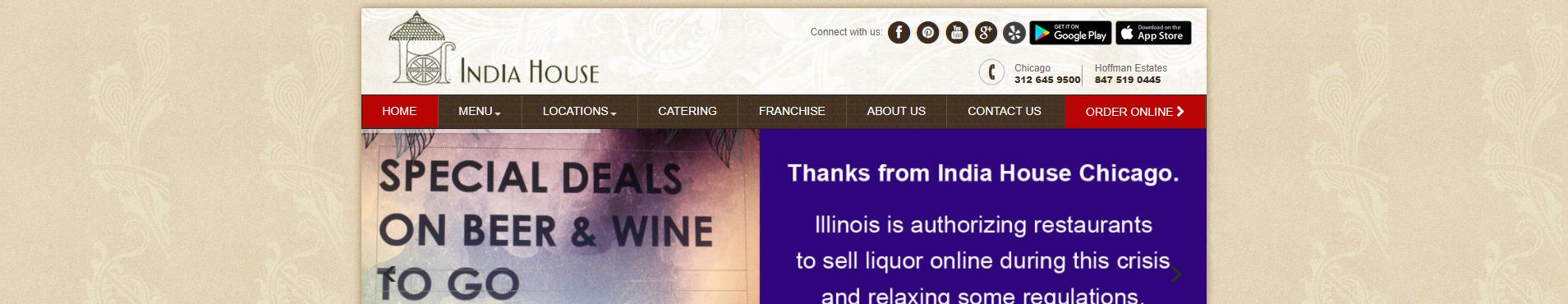 5 Best Indian Restaurants in Chicago4