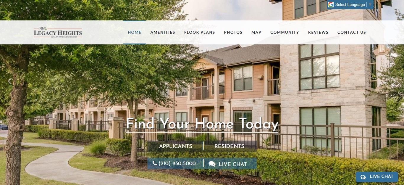 San Antonio's Best Apartments for Rent