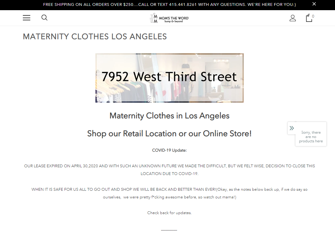 5 Best Maternity in Los Angeles1