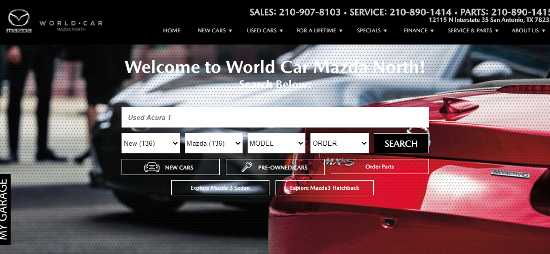 5 Best Mazda Dealers in San Antonio2