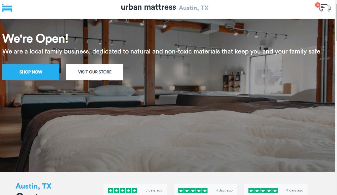 5 Best Mattress Stores in Austin3