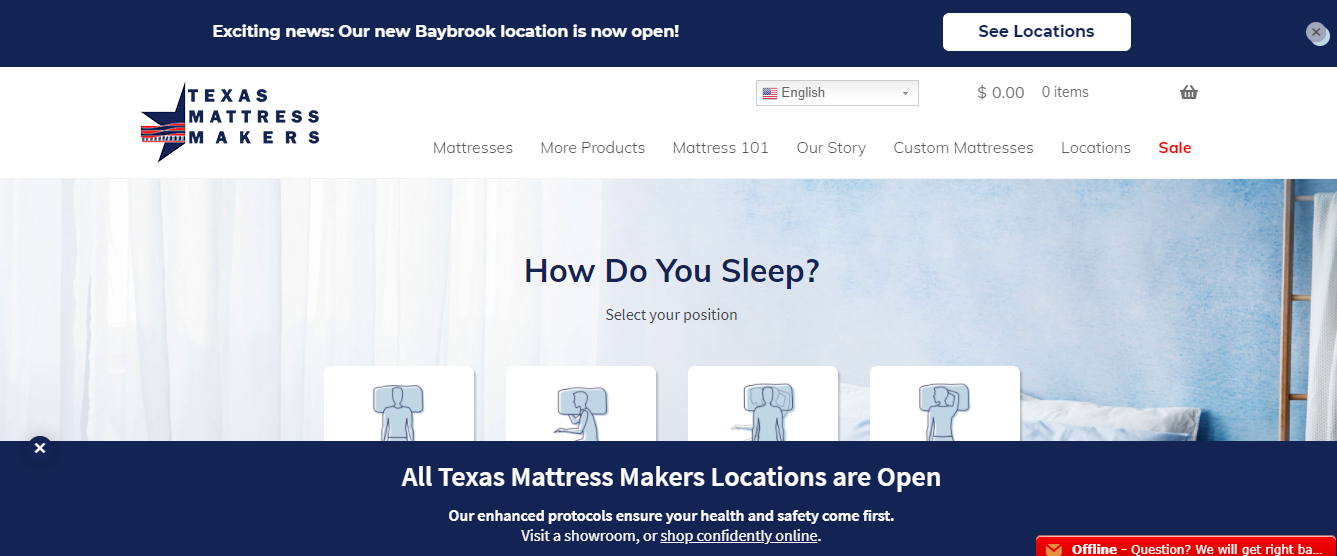 5 Best Mattress Stores in Houston3