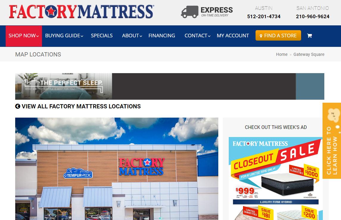 5 Best Mattress Stores in Austin4
