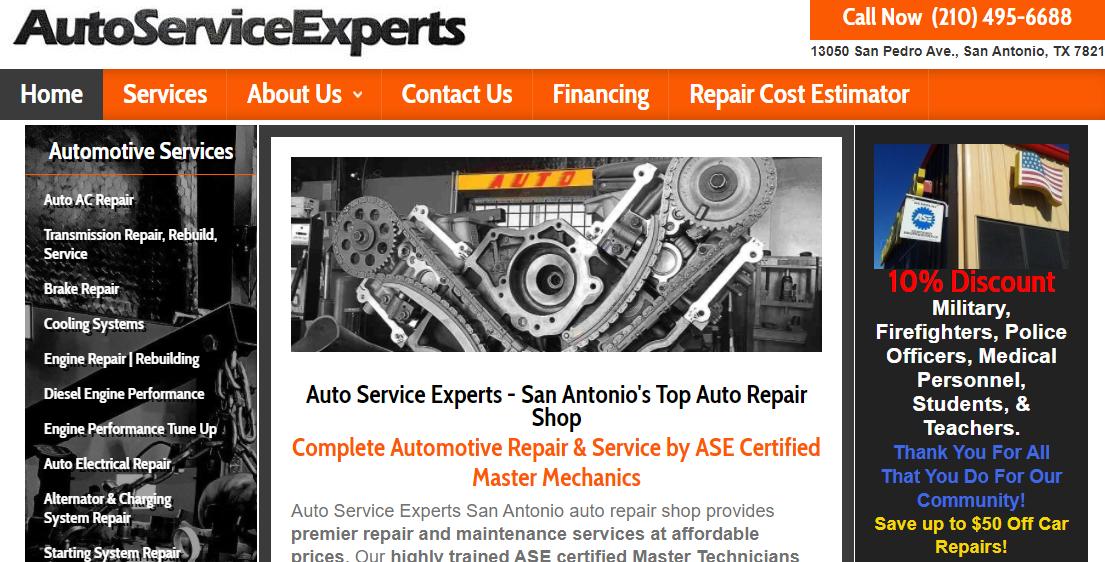 5 Best Mechanic Shops in San Antonio4