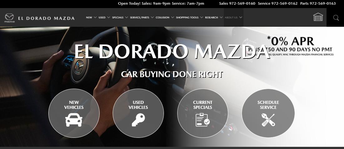 5 Best Mazda Dealers in Dallas5