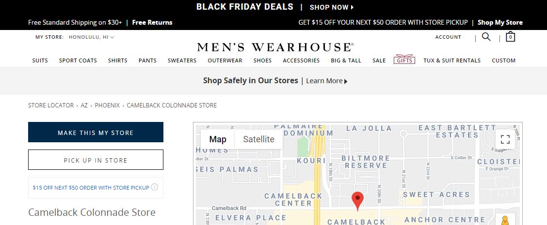 5 Best Men's Clothing in Phoenix5