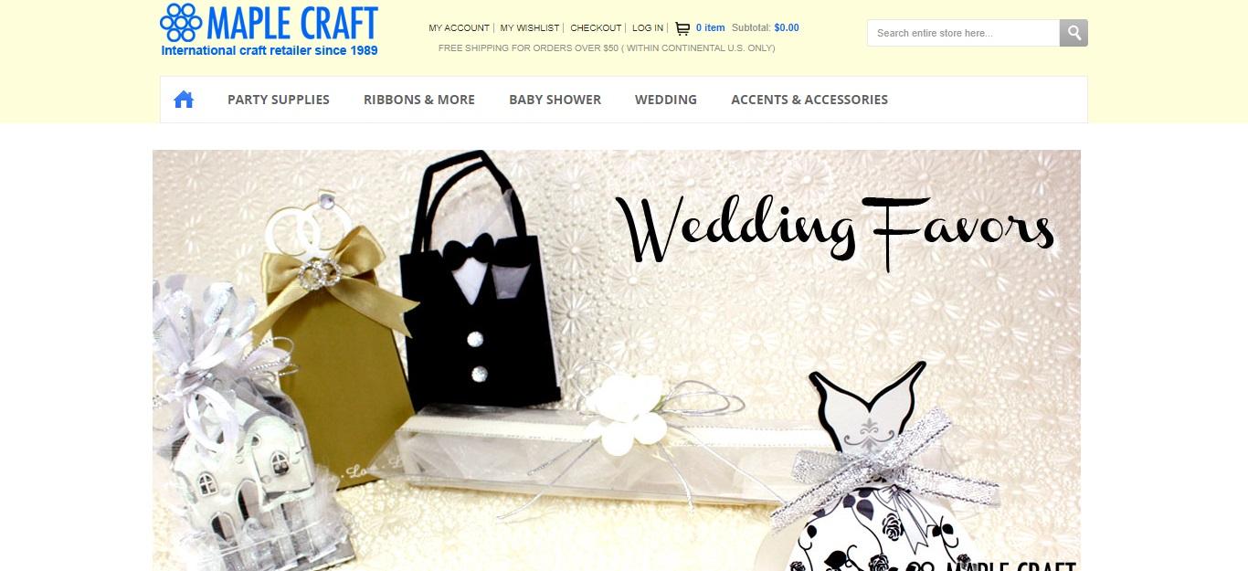 Los Angeles Best Wedding Supply Stores