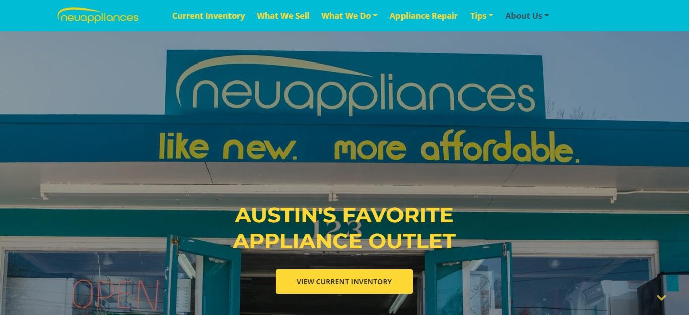 5 Best Whitegoods Stores in Austin