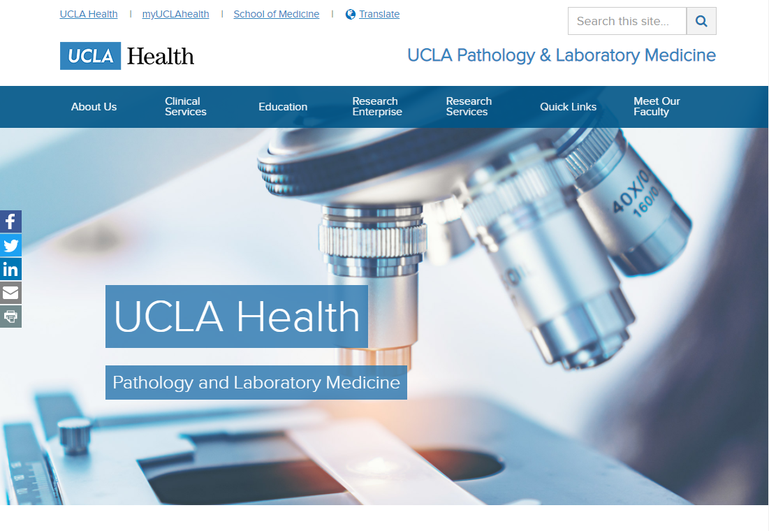 5 Best Pathologists in Los Angeles 1