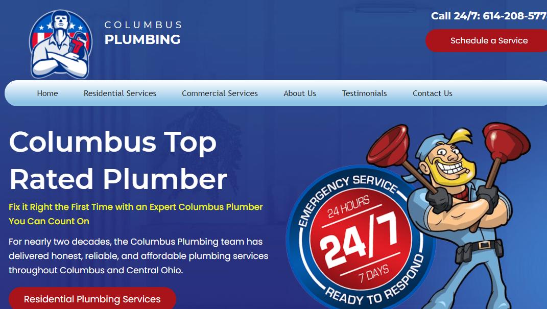 5 Best Plumbers in Columbus2