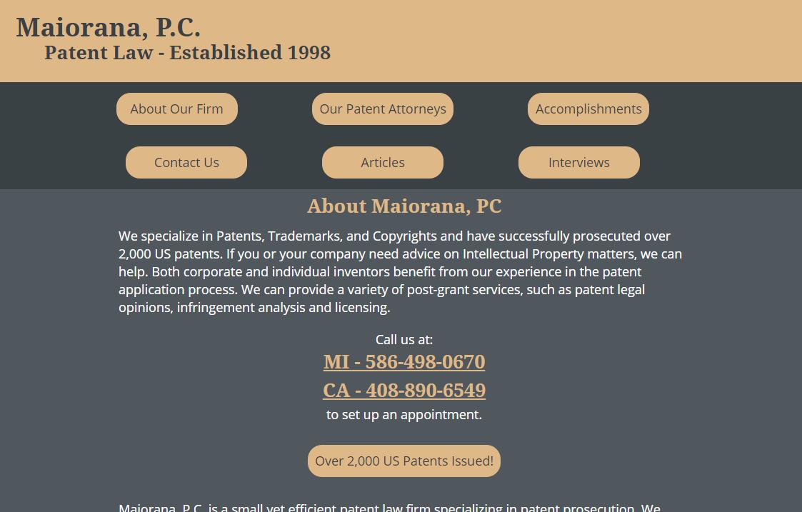 5 Best Patent Attorneys in San Jose2