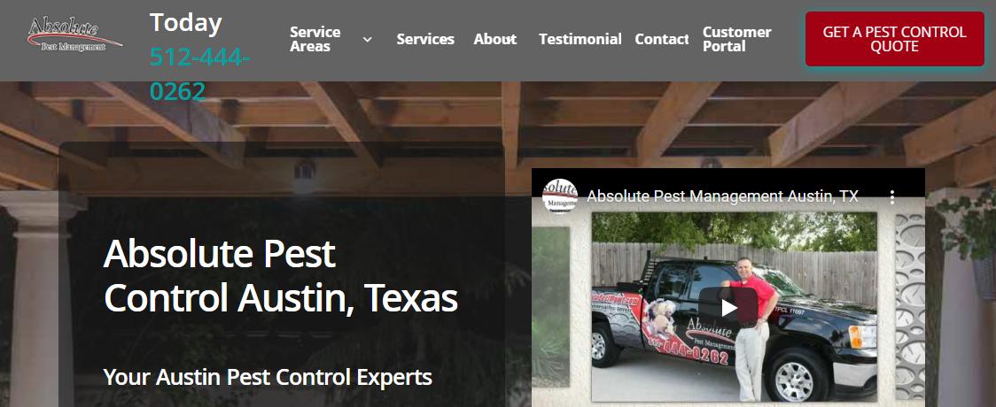 5 Best Pest Control Companies in Austin3