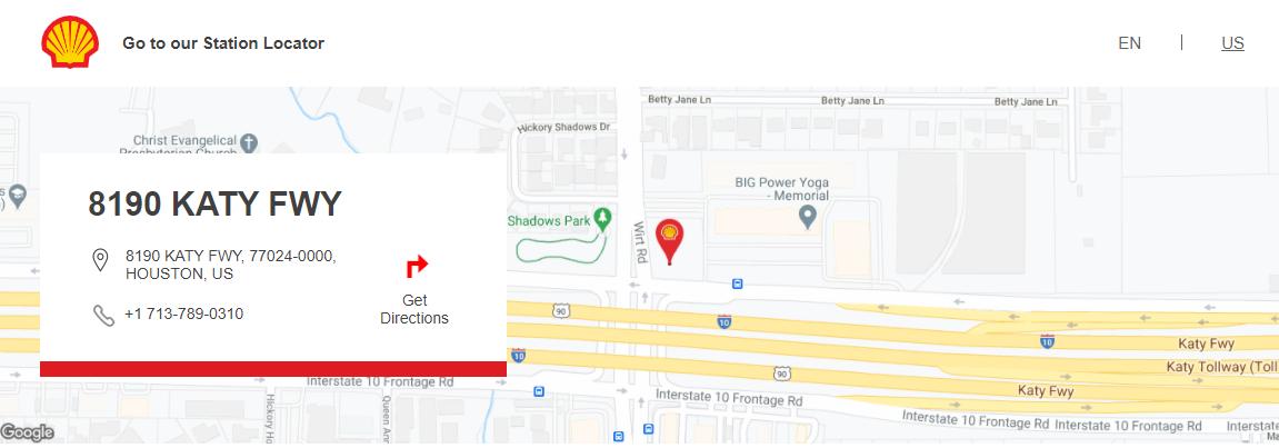 5 Best Petrol Stations in Houston 4