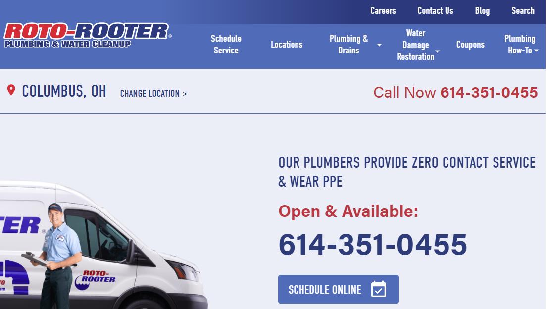 5 Best Plumbers in Columbus5