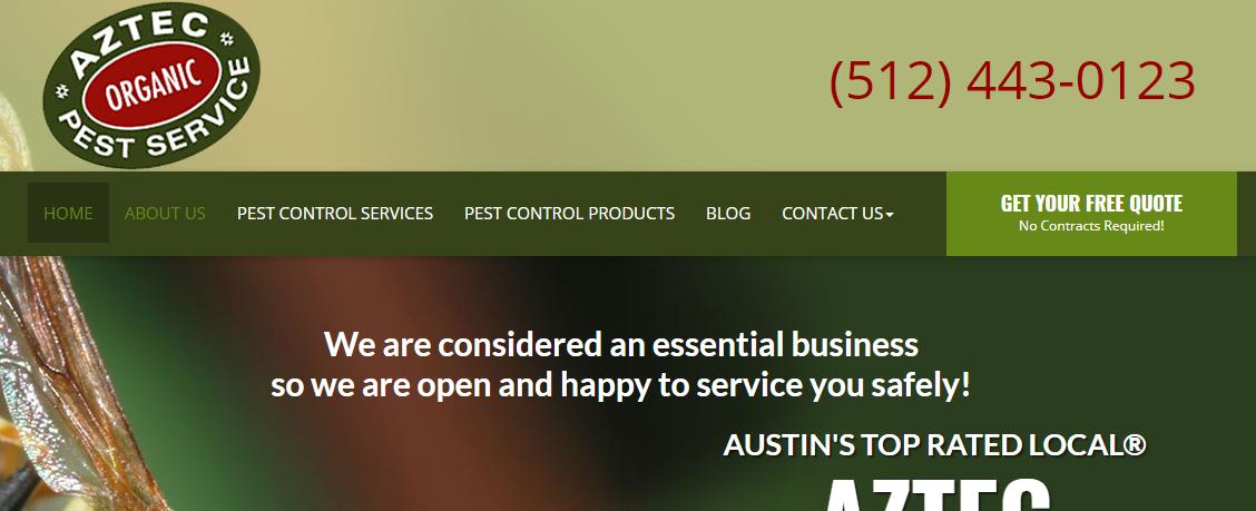 5 Best Pest Control Companies in Austin5