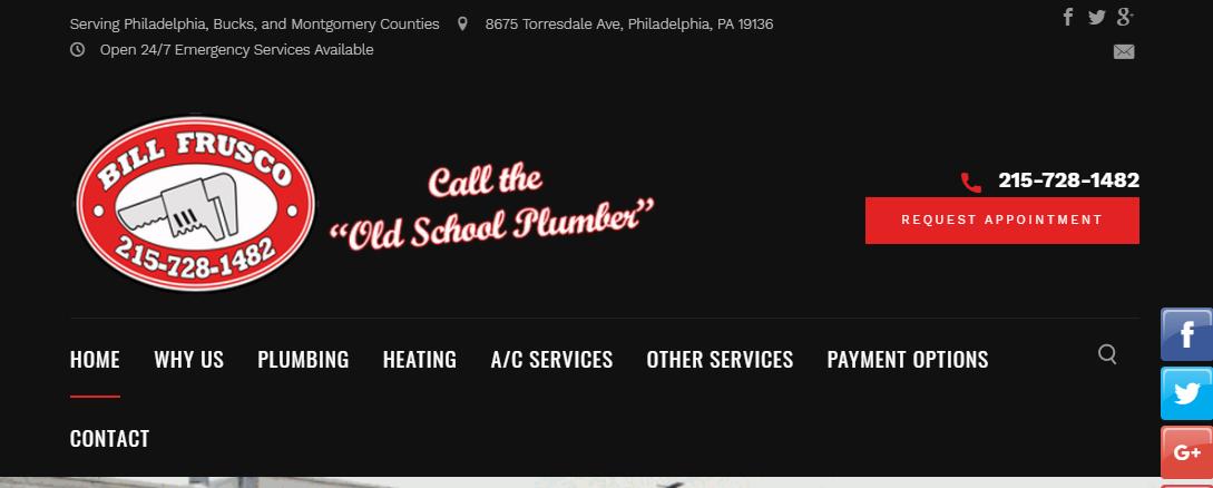 5 Best Plumbers in Philadelphia5
