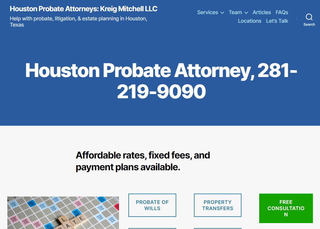5 Best Estate Planning Attorneys in Houston 2