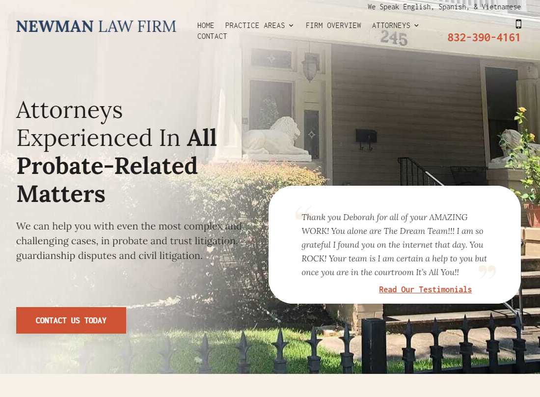 5 Best Estate Planning Attorneys in Houston 4