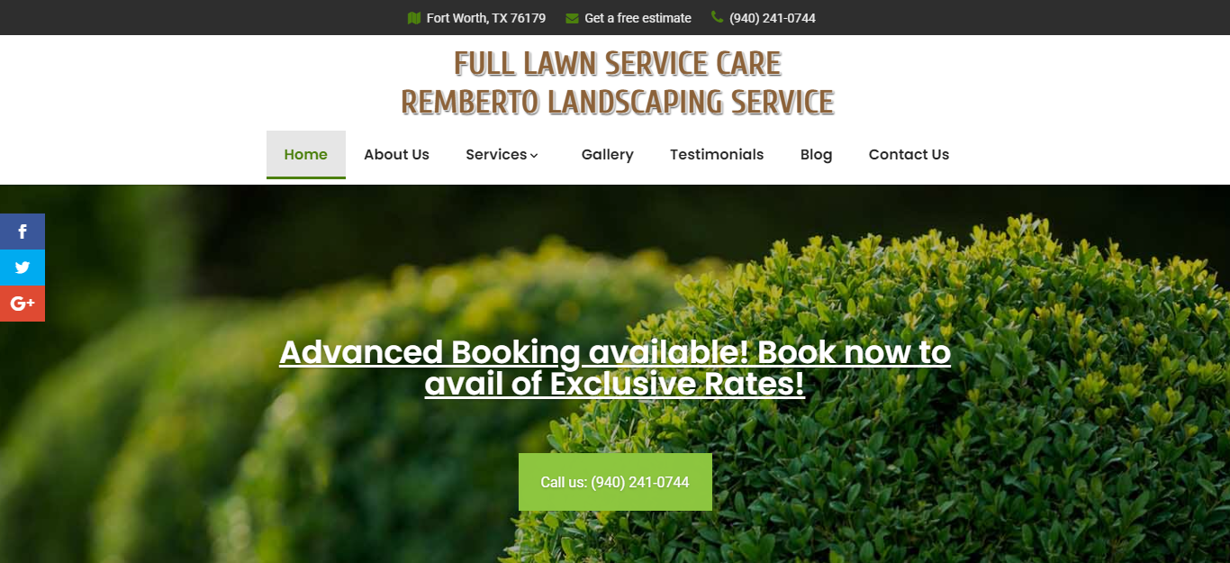 The Best Landscaping Companies in Fort Worth