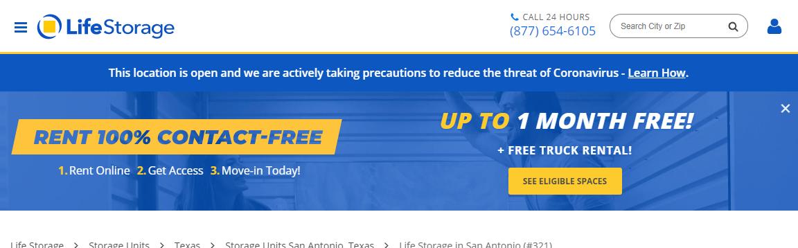 5 Best Storages in San Antonio2