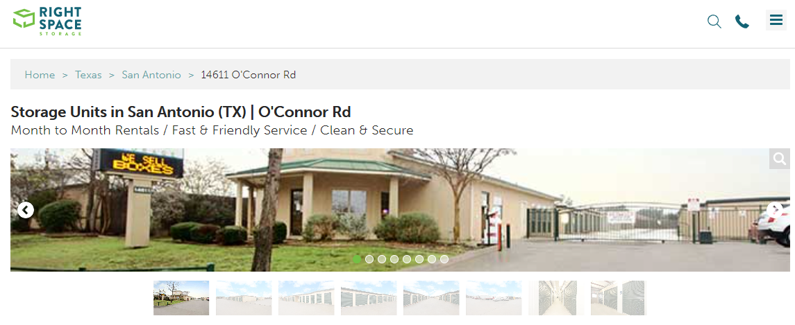 5 Best Storages in San Antonio1