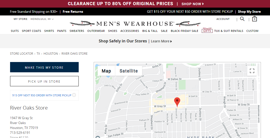 5 Best Suit Shops in Houston