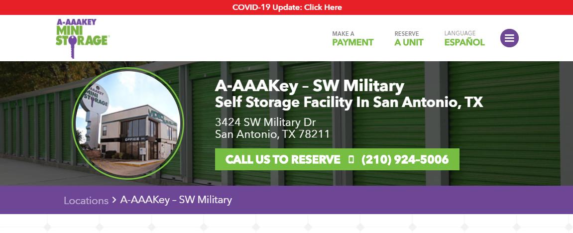 5 Best Storages in San Antonio5