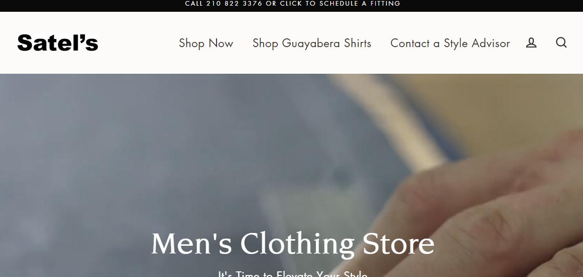 5 Best Suit Shop in San Antonio5