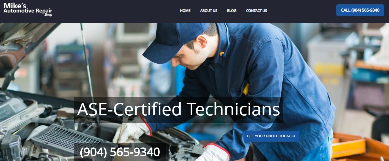 5 Best Mechanic Shops in Jacksonville 5
