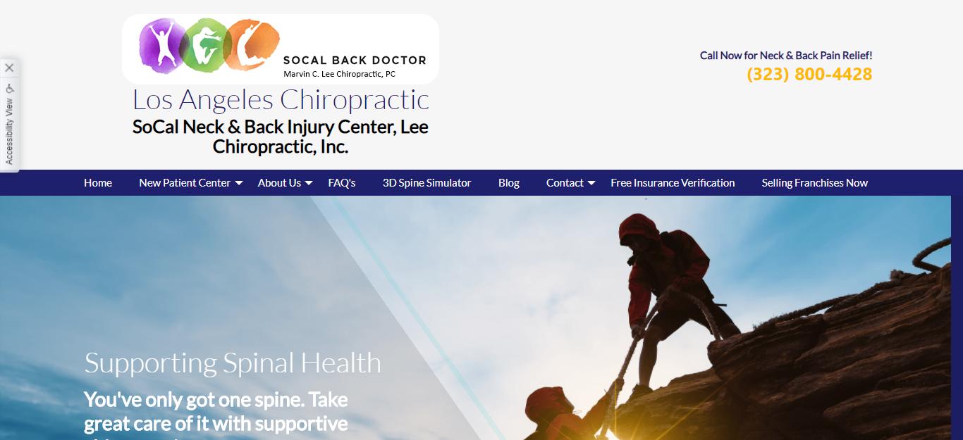 Los Angeles Best Chiropractors