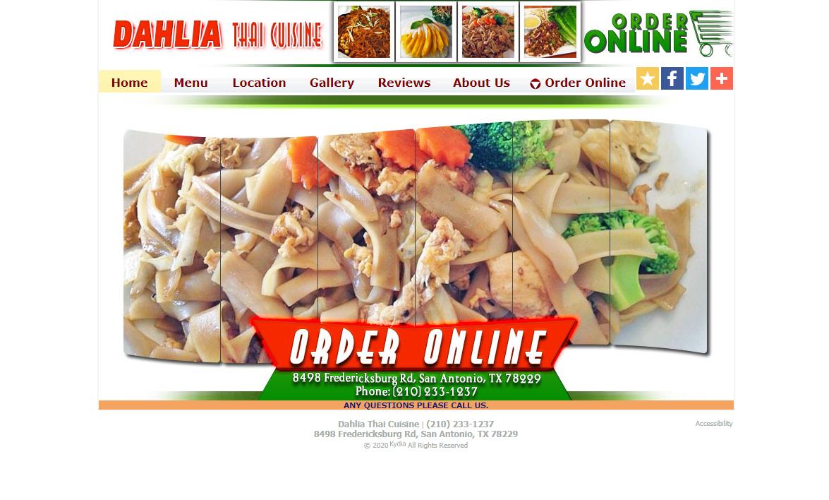 5 Best Delivery/takeaway Restaurants in San Antonio 4