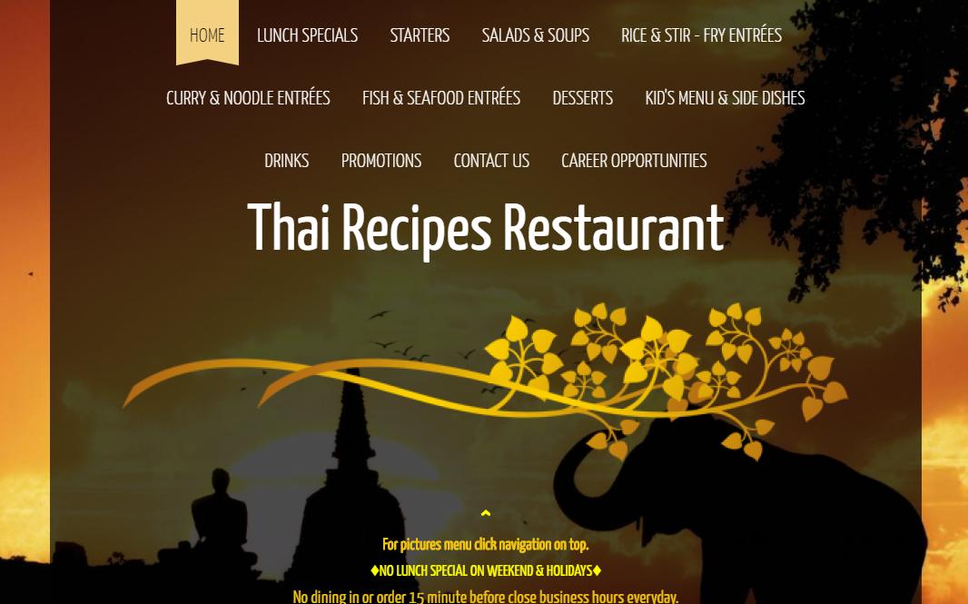 5 Best Thai Restaurants in Indianapolis 1