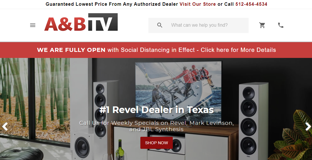 5 Best Televisions in Austin1