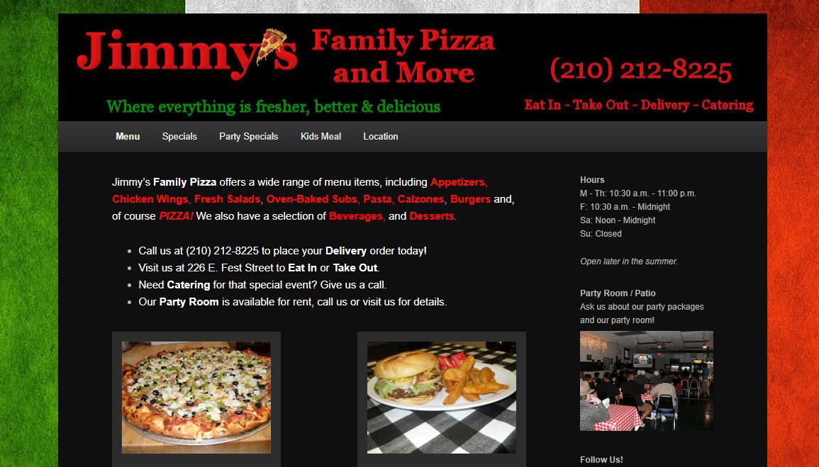 5 Best Delivery/takeaway Restaurants in San Antonio 1