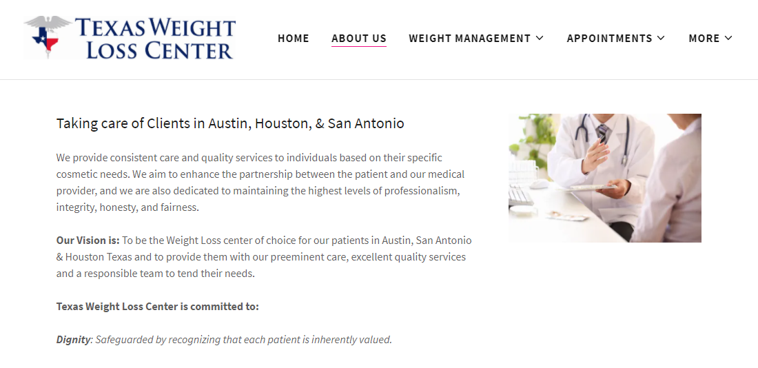 5 Best Weight Loss Centers in Houston 3