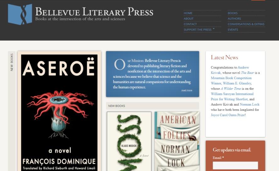Bellevue Literary Press