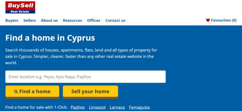 Buy Sell Cyprus