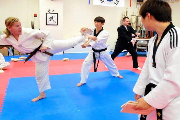 Chang's Martial Arts Academy